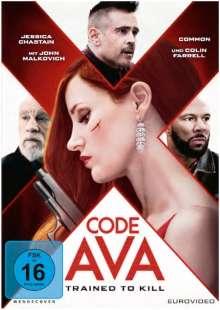 Code Ava, DVD