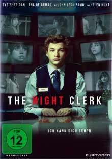 The Night Clerk, DVD