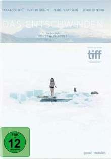 Das Entschwinden (OmU), DVD