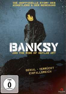 Banksy and the Rise of Outlaw Art, DVD