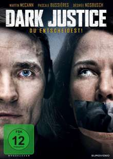 Dark Justice, DVD