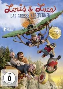 Louis & Luca - Das grosse Käserennen, DVD