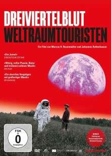 Dreiviertelblut - Weltraumtouristen, DVD