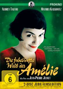 Die fabelhafte Welt der Amélie (Special Edition), 2 DVDs