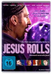 Jesus Rolls, DVD