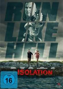Isolation - Run like hell, DVD