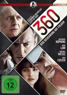 360 - Jede Begegnung hat Folgen, DVD