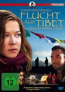 Flucht aus Tibet, DVD