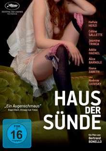 Haus der Sünde, DVD