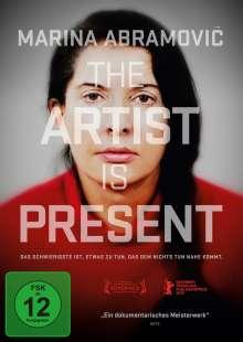 Marina Abramovic - The Artist Is Present (OmU), DVD