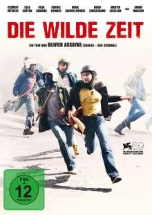 Die wilde Zeit, DVD