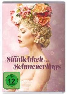 Die Sinnlichkeit des Schmetterlings, DVD