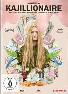 Kajillionaire, DVD