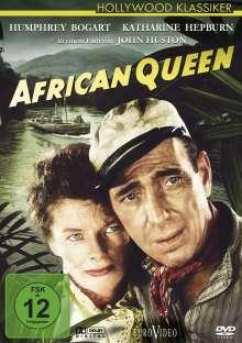 African Queen, DVD