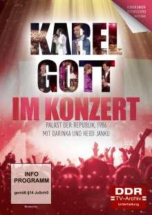 Im Konzert: Karel Gott - 1986 im Palast der Republik mit Darinka und Heidi Janku, DVD