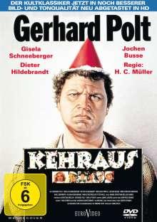 Kehraus (remasterte Fassung), DVD