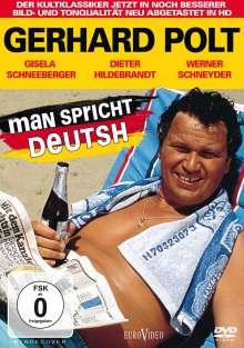 Man spricht Deutsh, DVD