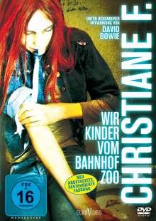 Christiane F., Wir Kinder vom Bahnhof Zoo (Restaurierte Fassung), DVD