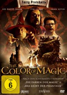 The Color of Magic, DVD