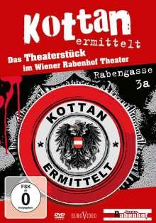 Kottan ermittelt - Rabengasse 3a, DVD