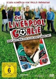 The Liverpool Goalie, DVD