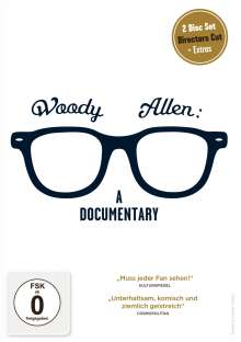 Woody Allen - A Documentary (Director's Cut), 2 DVDs
