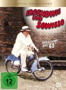 Irgendwie und sowieso (Komplette Serie), 4 DVDs