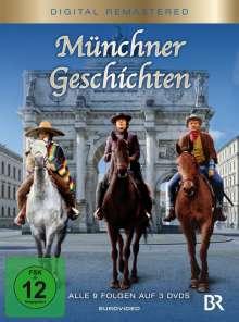 Münchner Geschichten, 3 DVDs