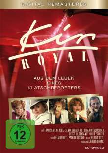 Kir Royal, DVD