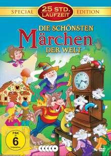 Die schönsten Märchen der Welt, 5 DVDs