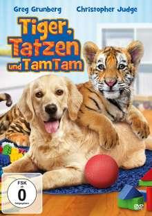 Tiger, Tatzen und Tamtam, DVD