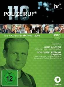 Polizeiruf 110 - HR Box 1, 3 DVDs