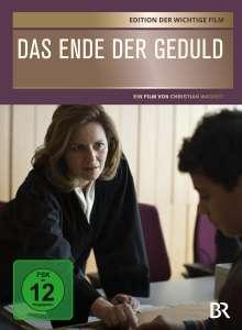 Das Ende der Geduld, DVD