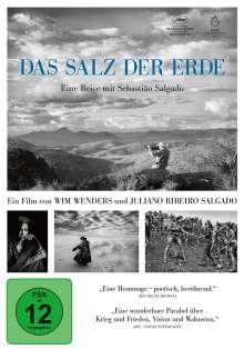 Das Salz der Erde, DVD
