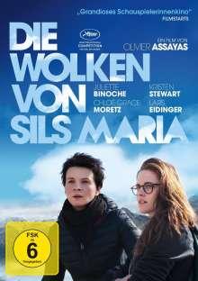 Die Wolken von Sils Maria, DVD