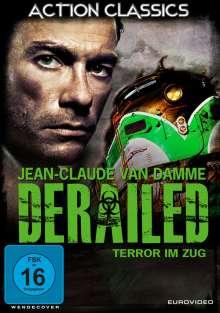 Derailed, DVD