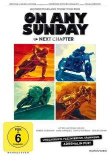 On Any Sunday, DVD