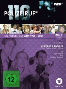 Polizeiruf 110 - WDR Box 1, 2 DVDs
