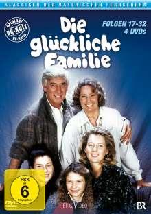 Die glückliche Familie Box 2 (Folgen 17-32), 4 DVDs