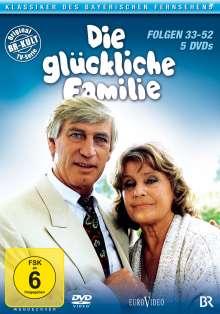 Die glückliche Familie Box 3 (Folgen 33-52), 5 DVDs