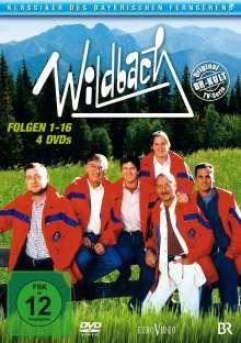 Wildbach Box 1: Folgen 1-16, 4 DVDs