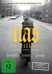 NAS: Time is Illmatic (OmU), DVD