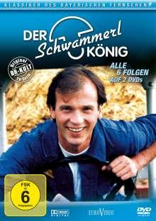 Der Schwammerlkönig (Gesamtausgabe), 2 DVDs