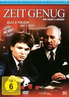 Zeit genug (Gesamtausgabe), 2 DVDs