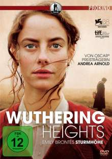 Wuthering Heights - Sturmhöhe (2011), DVD