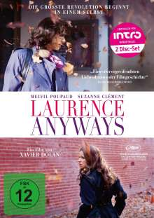 Laurence Anyways, 2 DVDs