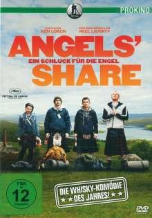 Angels' Share - Ein Schluck für die Engel, DVD