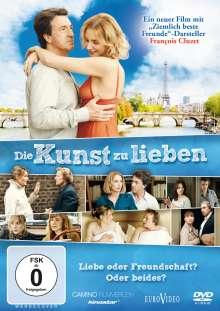 Die Kunst zu lieben, DVD