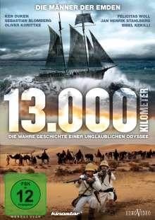 13.000 Kilometer, DVD