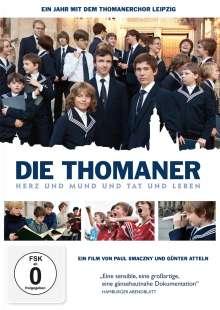 Die Thomaner, DVD